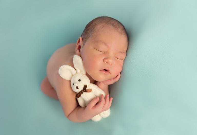 Sesiones de fotos recién nacido en Cartagena - Elena Marín Fotografía
